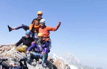 Pamir Alai, Kirgizie (2011)